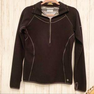 🍀 3 for $25 Columbia Half Zip Fleece Pull Over